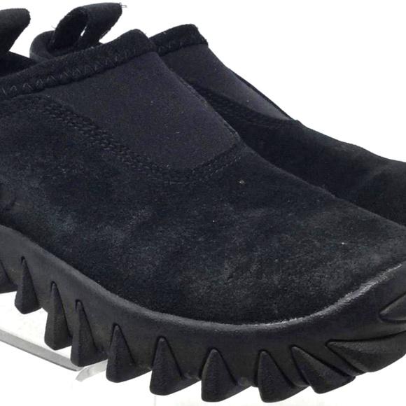 1c47e3aa09 SALOMON Contagrip Women Hiking Shoes SZ 5.5 Black